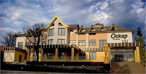 Hotel Oscar in Truskavets 1