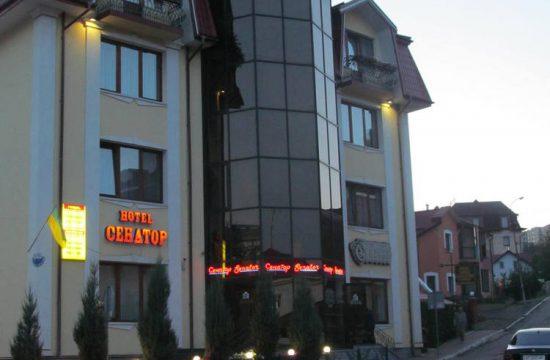 hotel Senator in Truskavets 02