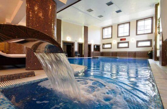 отели и санатории с бассейнами в Трускавце 05