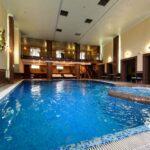 отели и санатории с бассейнами в Трускавце 01